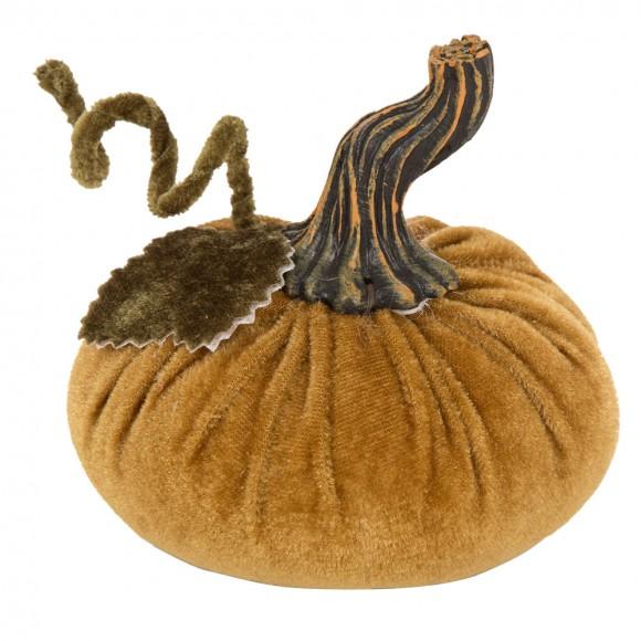 Glitzhome Modern Home Décor Pumpkin