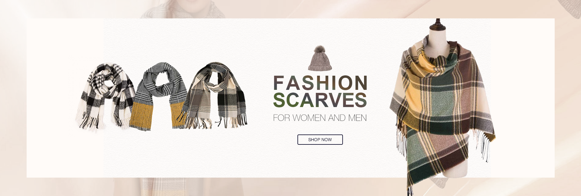Online Shopping for Fashion Scarves and Wraps