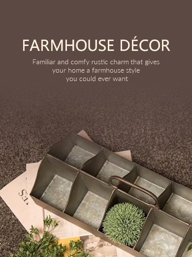 Farmhouse Décor