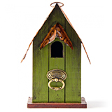 Decorative Bird House
